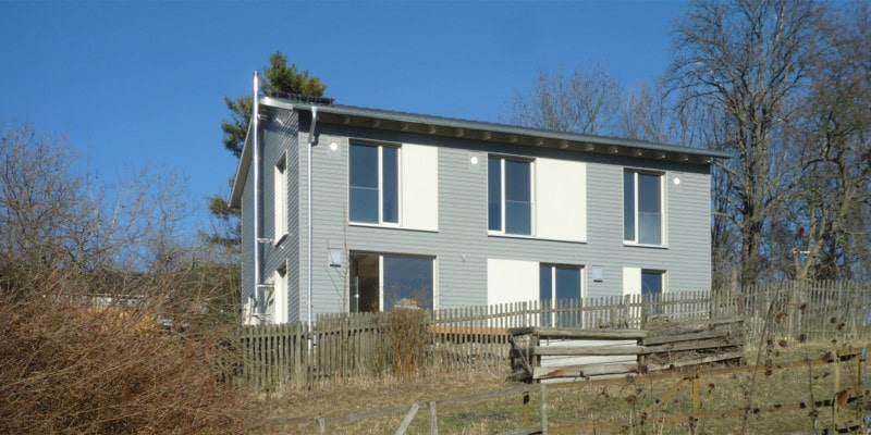 Holzhaus in Weimar: Holzhaus Weimar 9 5