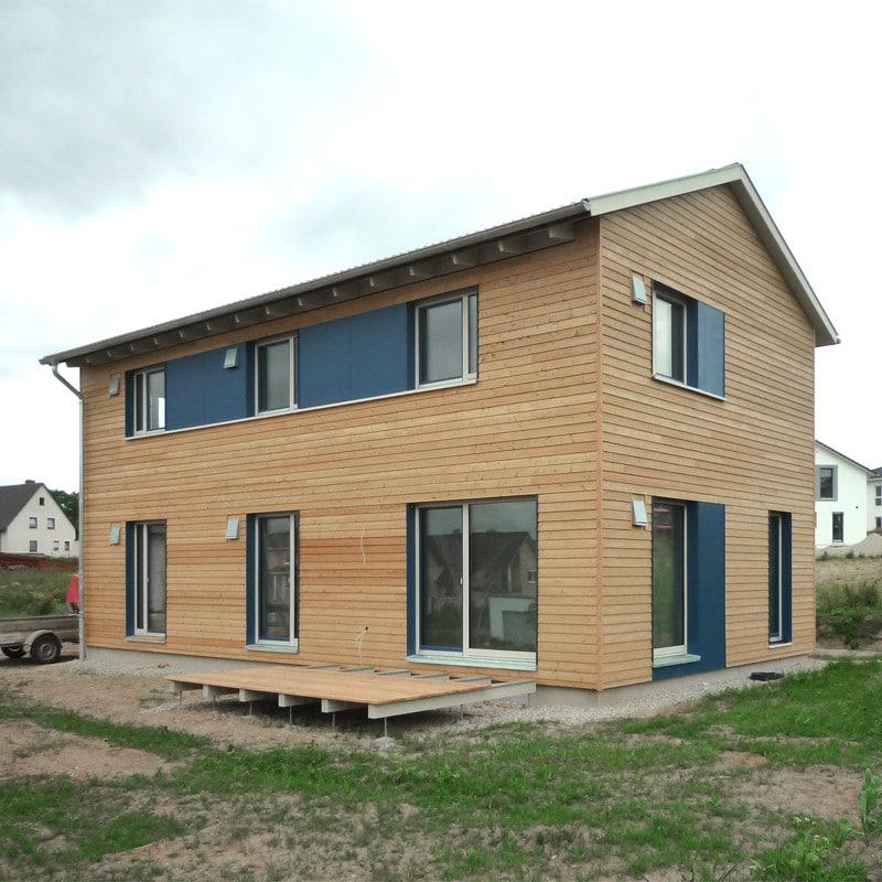 Es geht weiter! – Holzhaus in Michelau: Holzhaus Michelau 6 4