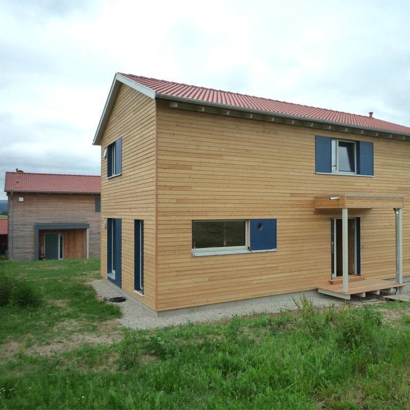 Es geht weiter! – Holzhaus in Michelau: Holzhaus Michelau 7 5