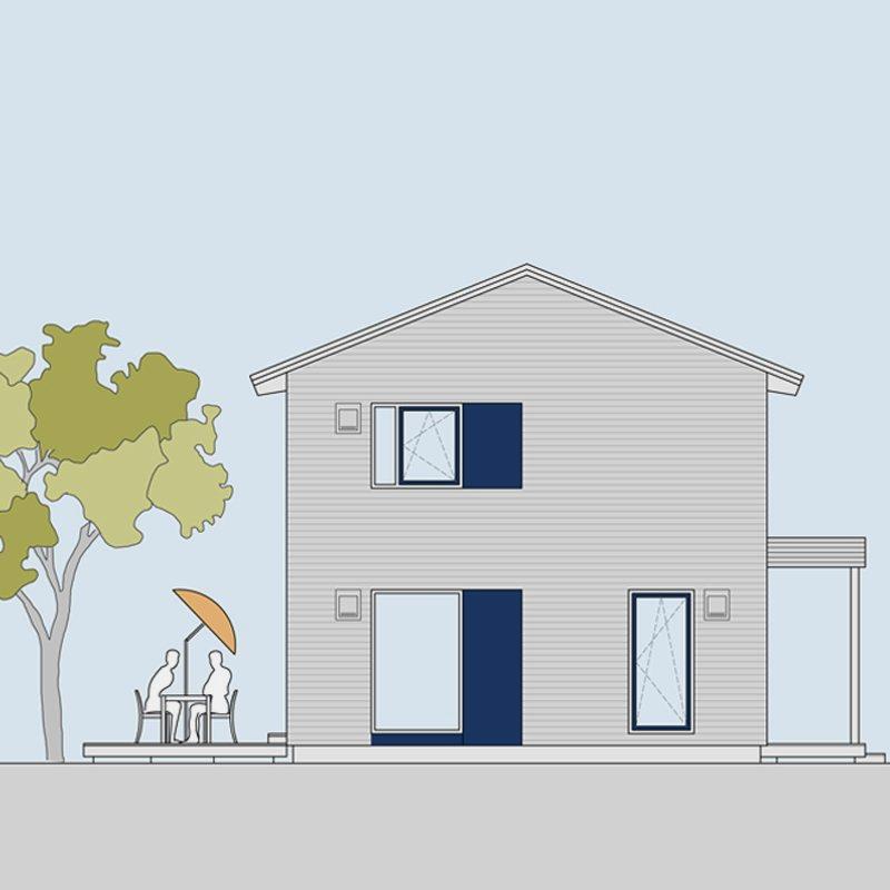 Holzhaus Michelau (Startbild)