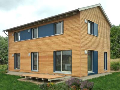 Es geht weiter! – Holzhaus in Michelau