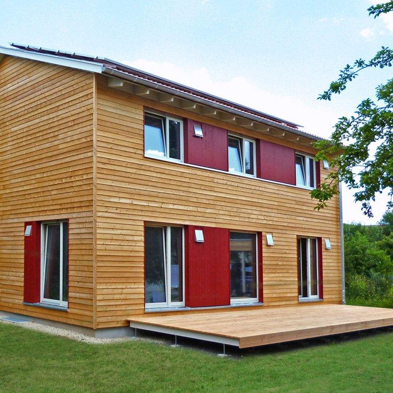 Holzhaus Jena 1