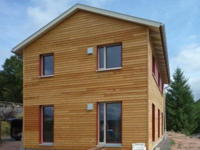 Holzhaus in Wasungen