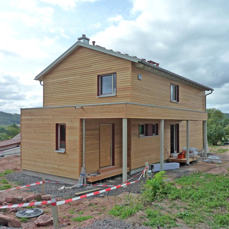 Holzhaus Wasungen 5