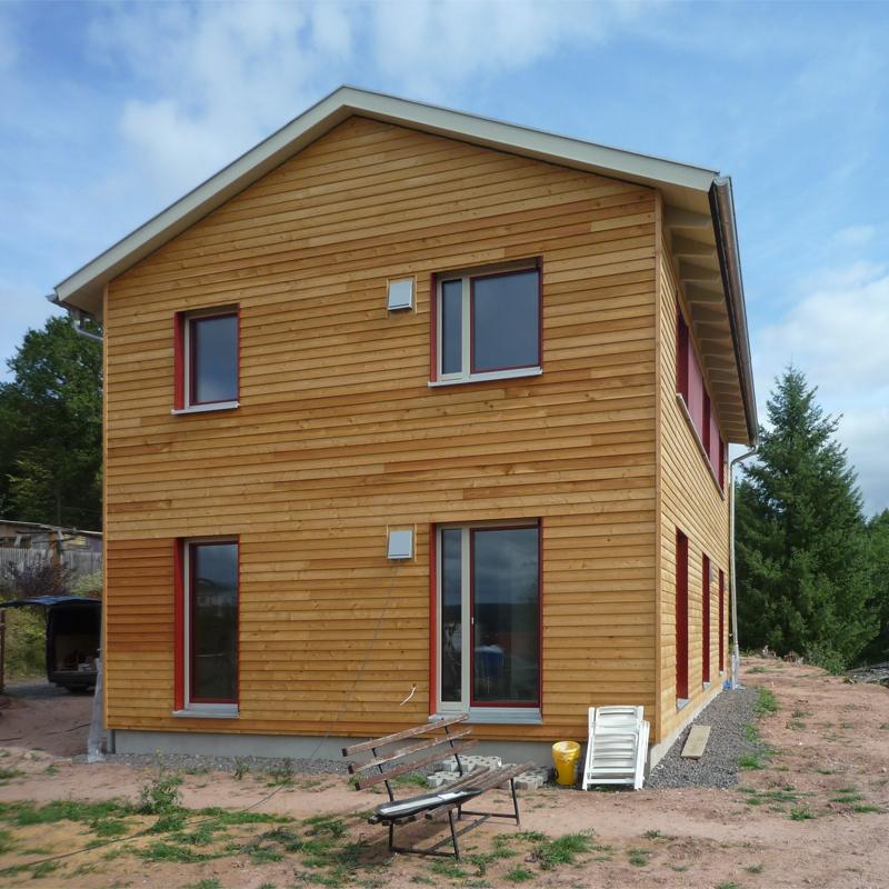 Holzhaus Wasungen 6