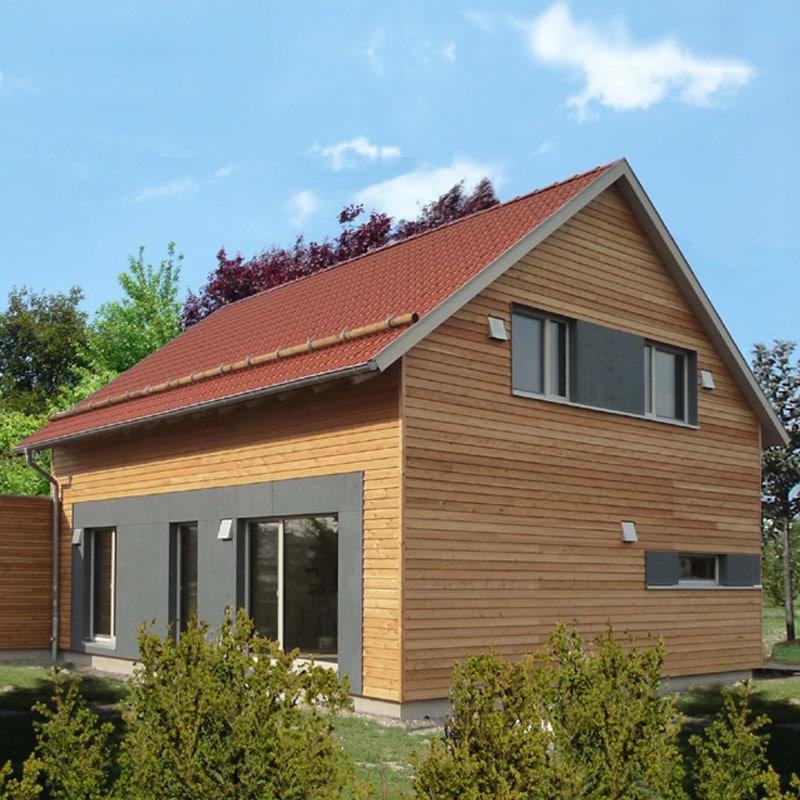 Holzhaus Marbach: Holzhaus Marbach 2 1