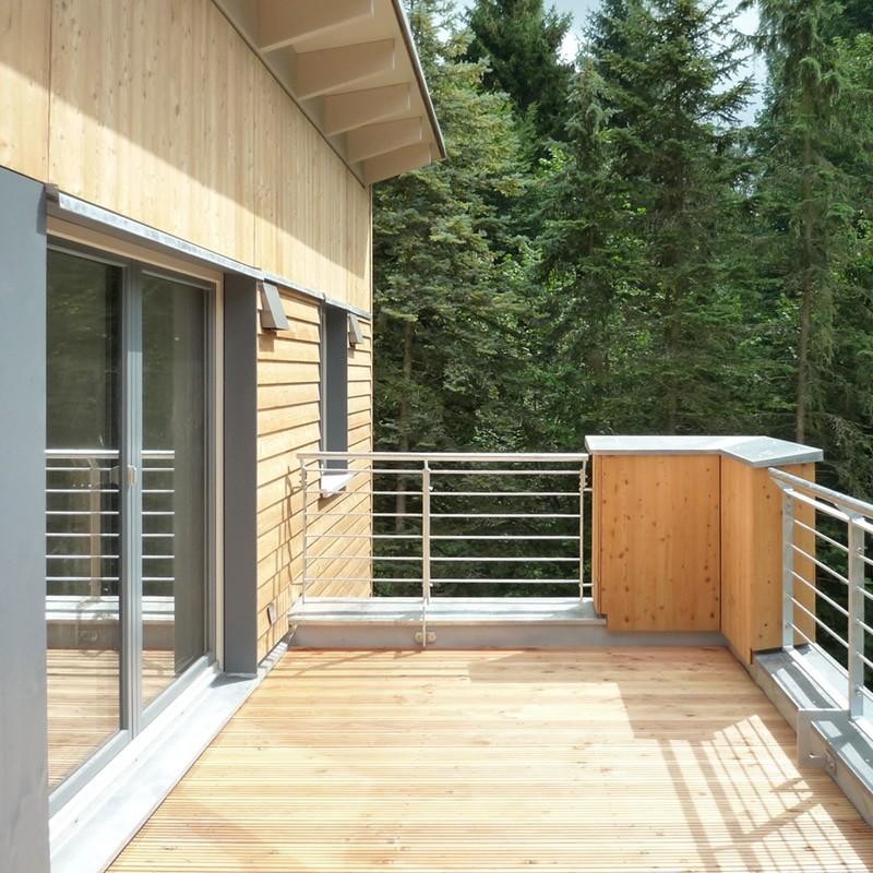 Holzhaus Laubach: hs800 4 4