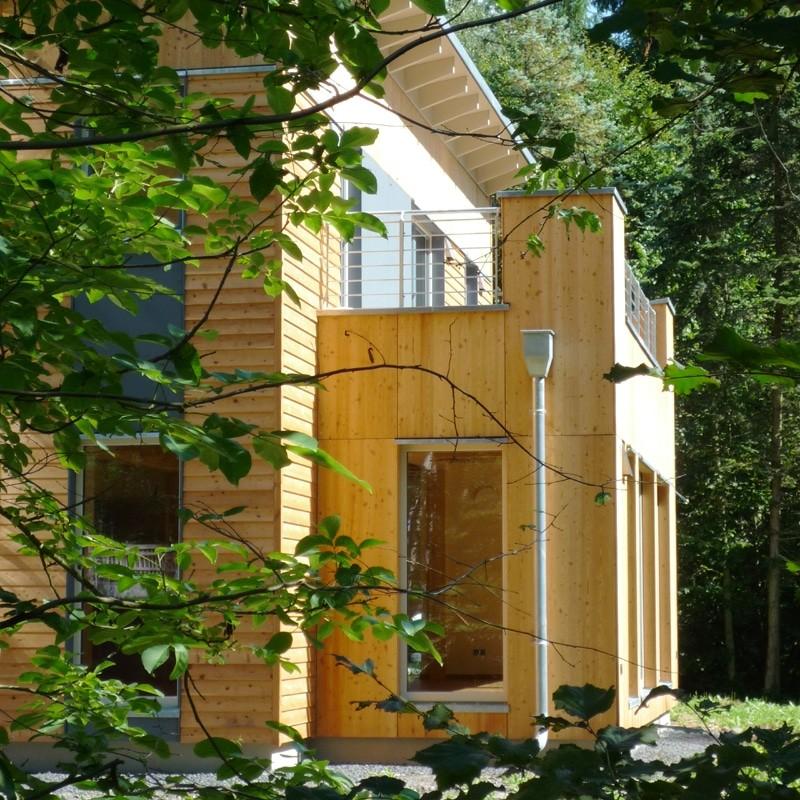 Holzhaus Laubach: hs800 7 5