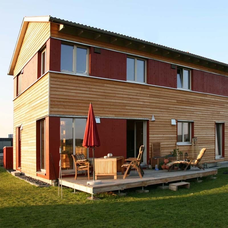 Holzhaus Sömmerda: so800 6 5