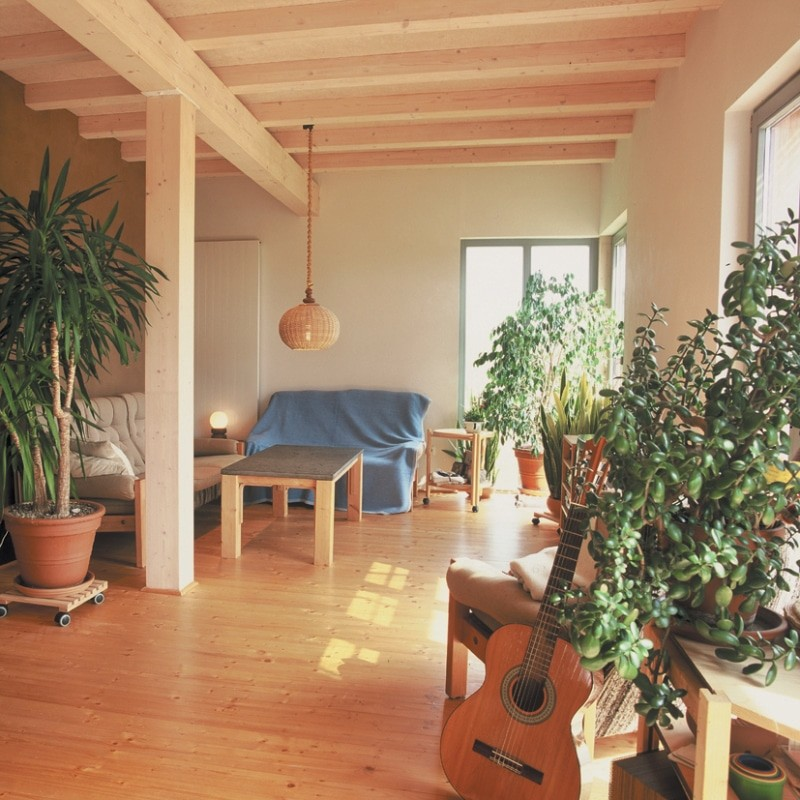 Holzhaus Eschenbergen: stinnen12 7x7 4