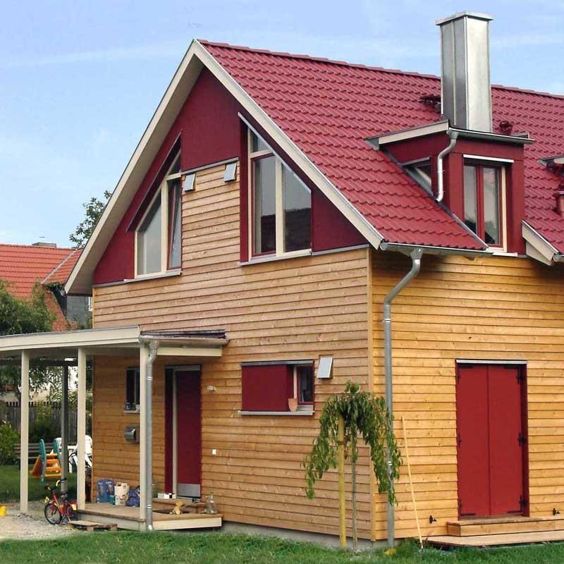Holzhaus Wernigerode: we800 1 1