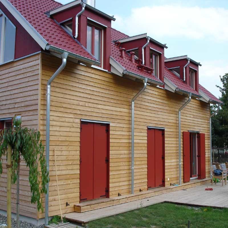 Holzhaus Wernigerode: we800 9 3