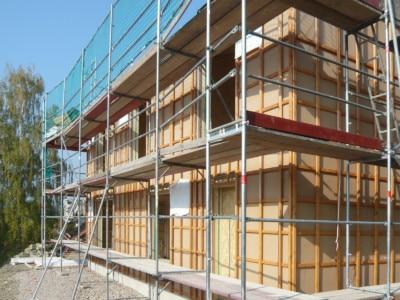 Unsere Holzhaus Projekte