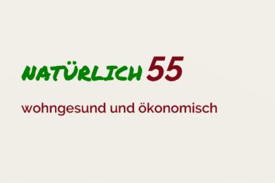 natürlich55 - KFW-55-Effizienz-Holzhaus
