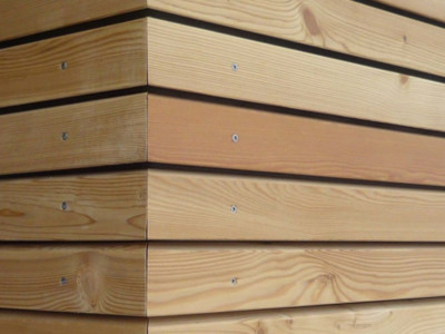 Holzfassaden