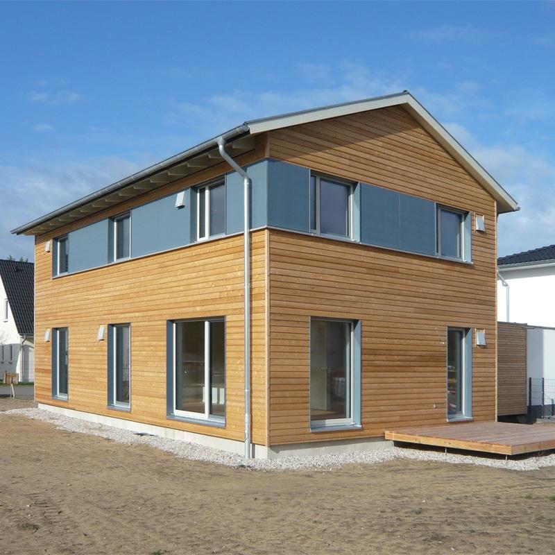 Fünf neue Holzhäuser: Holzhaus 2020 2 1