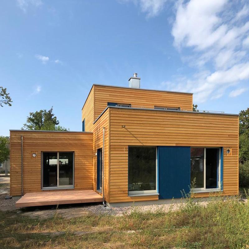Fünf neue Holzhäuser: Holzhaus 2020 3 2