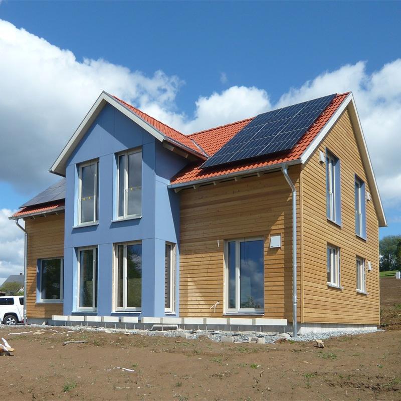 Fünf neue Holzhäuser: Holzhaus 2020 5 3