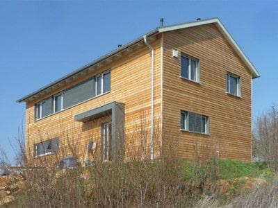 Holzhaus in Rockenberg